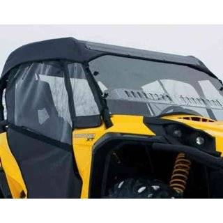 UTV Mountain Can Am Commander Rear Seat and Roll Cage Kit