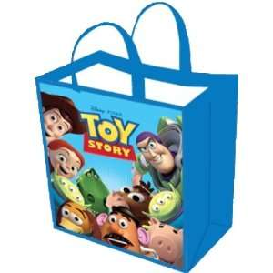 Toy Story Tote Bag   Buzz Lightyear and Friends Shopping