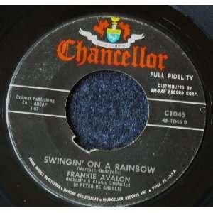 Why / Swingin on a Rainbow Frankie Avalon Music
