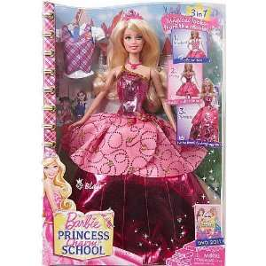 Barbie Princess Charm School Barbie Doll   Princess Blair