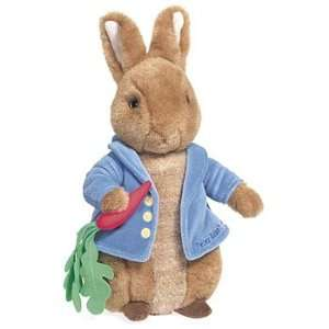 Beatrix Potter Peter Rabbit Hand Radish 12 Plush New Toys & Games