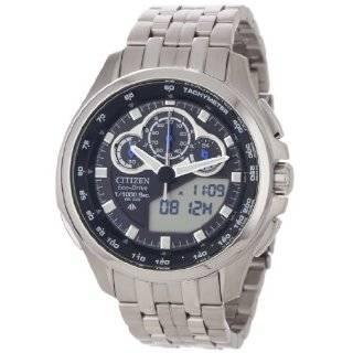 Citizen Mens JW0030 55E Eco Drive Promaster SST Titanium Watch