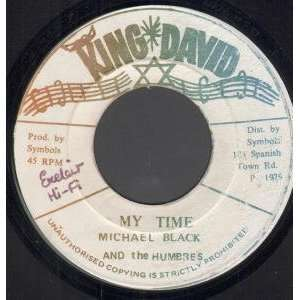 45) JAMAICA KING DAVID 1979 MICHAEL BLACK AND THE HUMBRES Music