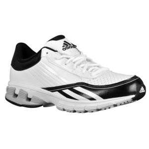 adidas Falcon Trainer   Mens   Baseball   Shoes   White/Black