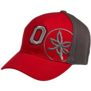 Mens Ohio State Buckeyes Audible Cap (Red, One Size) Sports