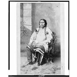 Ouray,Ute Indians  1870,Tribal Chief,North America: Home