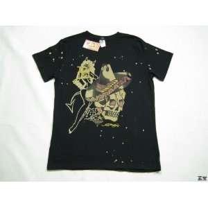 Hardy By Christian Audigier Mens Short Sleeve Shirt