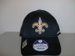 New Orleans Saints NFL Official Licensed Hat   S / M