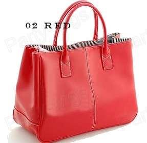 Fashion Ladies Women Clutch Handbag Bag Totes Purse Hobo PU Leather 12