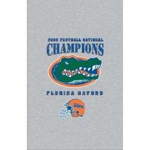 Florida Gators **2006 Champions** NCAA 54x84 throw *SALE