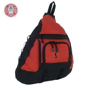 Mercury Luggage Cincinnati Bearcats Red Sling Bag