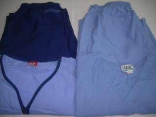 Medical Dental Scrubs Lot of 12 Outfits Sets Size Medium Med M