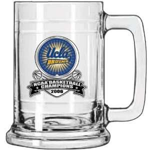 UCLA Bruins 2006 National Champions Glass Tankard  Sports