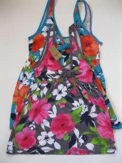 NWT Hollister Womens Floral Tank Top XS M L NEW