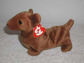 Authentic Ty Weenie Beanie Baby,3rd Generation Hang Tag,BEAUTIFUL