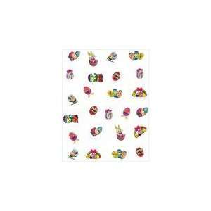 Joby Nail Art Sticker Easter   EA 02 Beauty