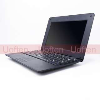 10 Inch Google Android 2.2 Mini Netbook Laptop Notebook WiFi/3G Flash