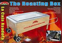 TAILGATE BBQ GRILL PIG ROASTER HOG COOKER w/ FREE SYRINGE AND