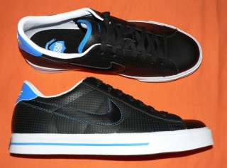 Nike Sweet Classic leather mens shoes sneakers new black