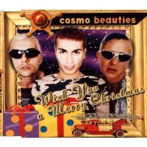 Wish you a merry christmas [Single CD] Cosmo Beauties