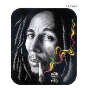 Bob Marley   Rasta Smoke Decal