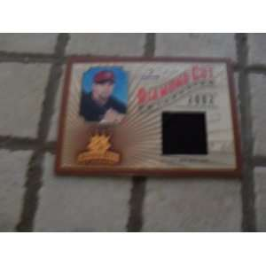 2002 Donruss Diamond Kings Diamond Cuts Jeff Bagwell #Oc