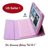 Keyboard Leather Cover Case 10.1 Samsung Galaxy Tab (7500/7510