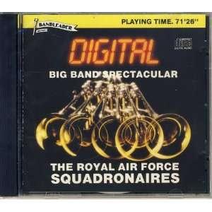 Digital Big Band Spectacular Raf Squadronaires Music