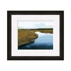 Wet Lands I Framed Giclee Print