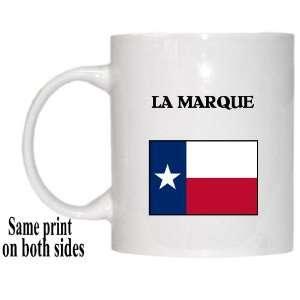 US State Flag   LA MARQUE, Texas (TX) Mug
