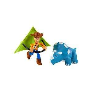 Toy Story Figures Buddy Pack Kite Woody & Trixie 2 Inch