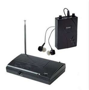 New In Ear Professional Stage Wireless Monitor System
