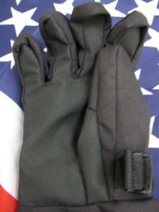OUTDOOR RESEARCH PRO MOD MILITARY GORE TEX GLOVES W/ LINER BLACK