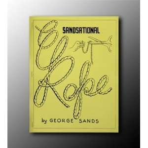 Sandsational Rope Routine Kit (DVD, Book, and Rope