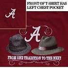 alabama crimson tide football t shirts nick saban and bear