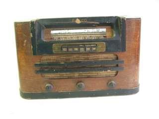 Philco 42 327 Vintage Shortwave AM Broadcast Tube Radio