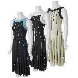 Adi Designs by S Max Womens Sleeveless Knit Dress