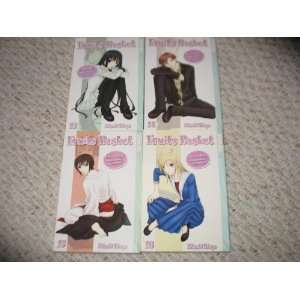 : Fruits Basket, Vols. 13 16 [Box set #4] [Paperback] (Fruits Basket