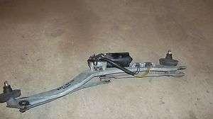 Volvo 93 97 850, wiper motor wiper transmission