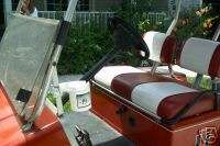 NO SPILL GOLF CART DRINK CUP HOLDER ~ HAND CARTS, TOO