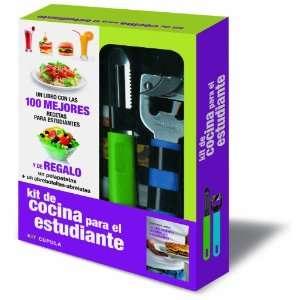 Kit de cocina para el estudiante (9788448003609) Sylvie