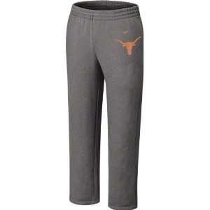 Texas Longhorns Nike Youth Heathered Grey Classic Fleece