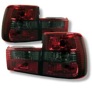 Spyder Auto ALT YD BE3488 RS Red Smoke Altezza Tail Light