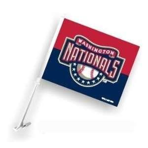 Washington Nationals Car/Truck Window Flag  Sports