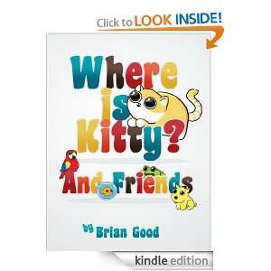 Where is Kitty Cat and Friends (Interactive Toddler Picture Book