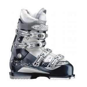 Salomon Divine 5 Ski Boots Shadow/White Pearl  Sports
