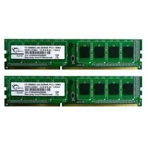 4GB G.Skill DDR3 PC3 10600 1333MHz CL9 NT Series Desktop dual channel