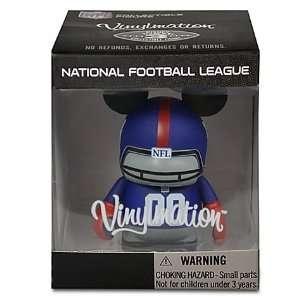New York Giants Disney Vinylmation 3 Figure National Football League