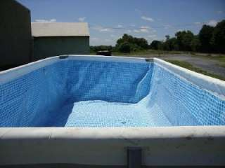 18 x 52 Rectangular Ultra Frame Pool Set   Intex