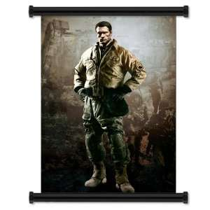 Steel Battalion Heavy Armor Game Fabric Wall Scroll Poster